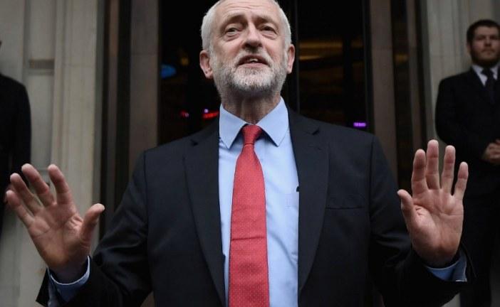 Jeremy Corbyn says Labour manifesto will transform people's lives