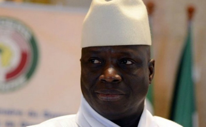 Gambian ex-President Yahya Jammeh 'stole $50m' from state
