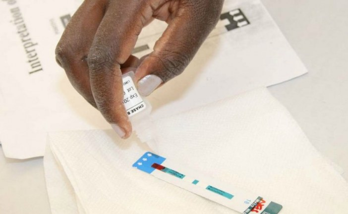 Kenya's to launch HIV self-testing kit