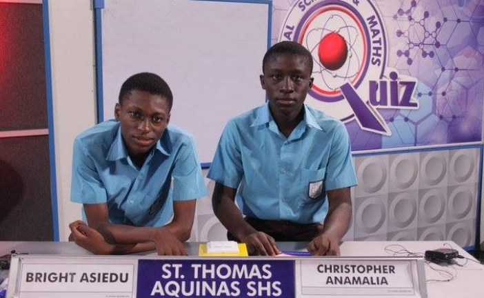 Battle for Ghana's smartest school