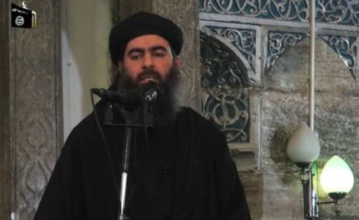 Russia reports it may have killed ISIS leader Abu Bakr al-Baghdadi