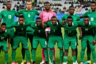 Nigerian team sack 40 players at once