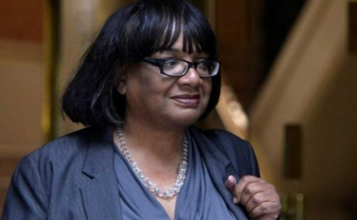 """Diane Abbott is """"not at all well"""" Diane Abbott to step aside 'for the period of her ill health', Corbyn says"""