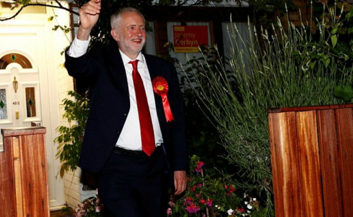 Jeremy Corbyn appears to have strengthened his hold on the Labour party after election