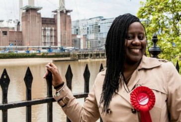 REVENGE OF THE YOUTH: Marsha de Cordova. New Labour MP Batersea London UK