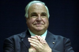 Helmut Kohl, Germany's former chancellor has died aged 87