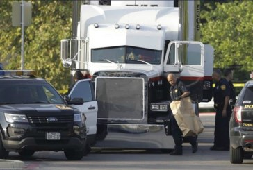 Human trafficking victims found dead in Texas truck