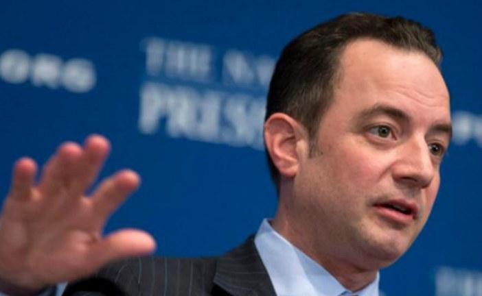 White House chief of staff Reince Priebus pushed out