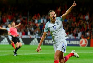 England beat France 1-0 in Euro 2017 quarter-final