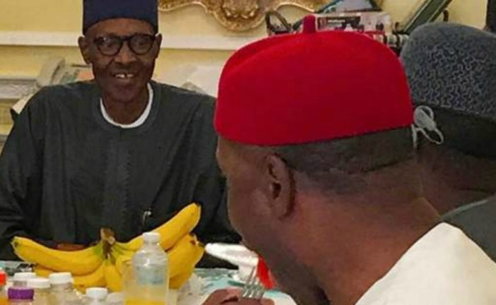 Nigeria's President Buhari has been absent for 87 days?