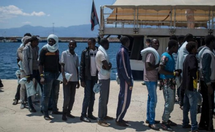 Human Rights Watch sounds alarm at Italy's anti-migrant mission