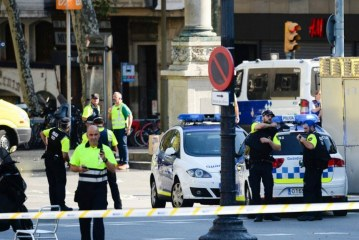Barcelona terror attack: Police confirm multiple dead and injured after van attack
