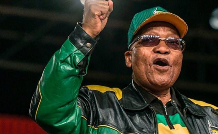 Teflon Don: Zuma survives no-confidence vote