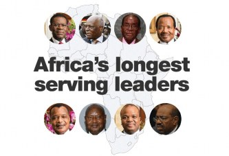 Africa's big men: The continent's long-serving leaders