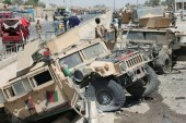 Taliban suicide bomber kills civilians in Helmand