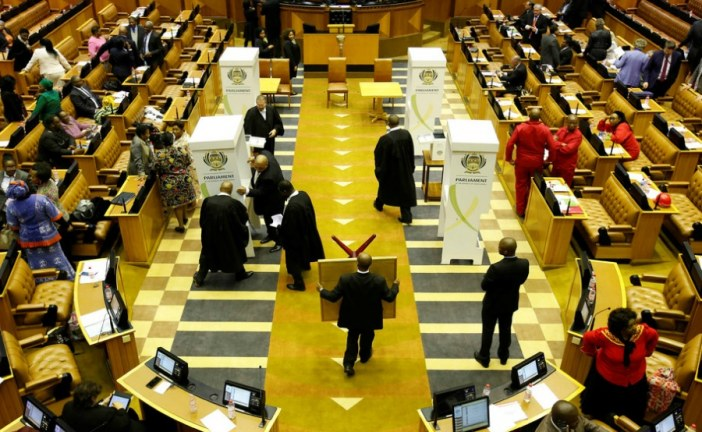 Lessons from South Africa: parliamentary conscience and the courage to rebel