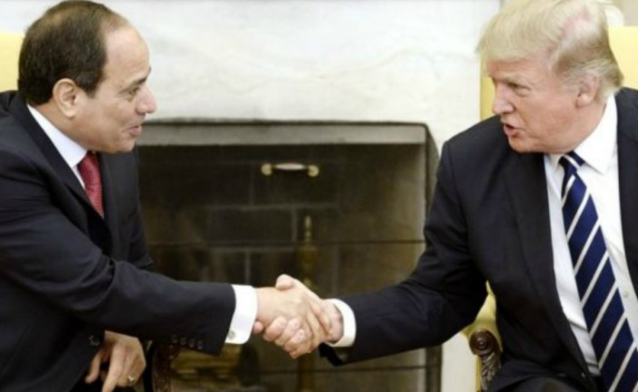 Egypt criticises US decision to withhold military aid