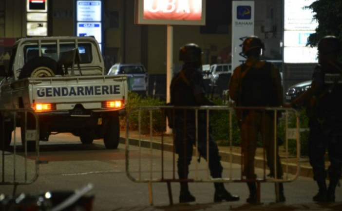 Burkina Faso: At least 18 killed in restaurant terror attack