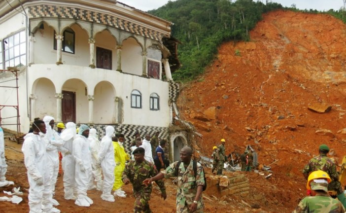 HUMANITARIAN CRISES: Sierra Leone mudslide: What, where and why?
