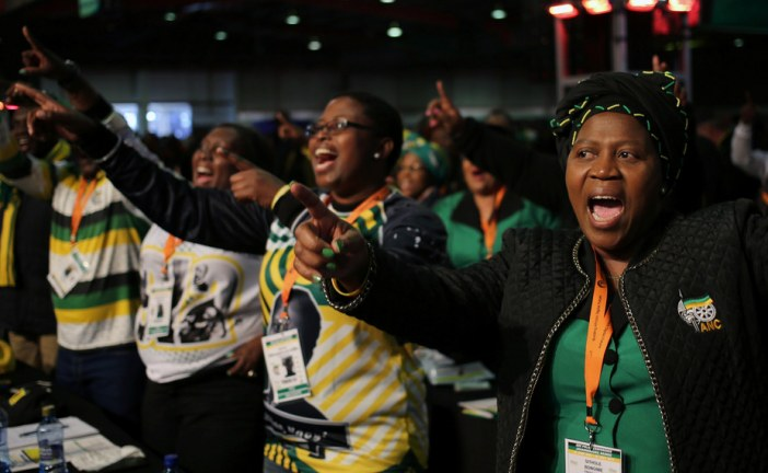 Pros and cons of the three women running for South Africa's presidency