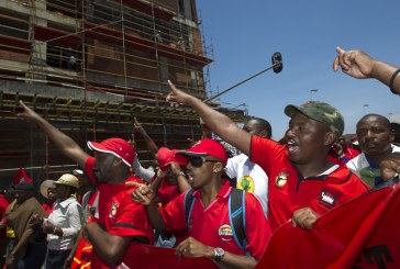 Has South Africa's labour movement become a middle class movement?