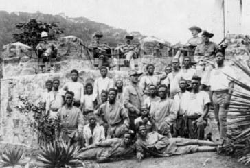 """"""" LE DIMANCHE DE L'HISTOIRE """" episode 1- Le Kamerun Allemand et la grande guerre."""