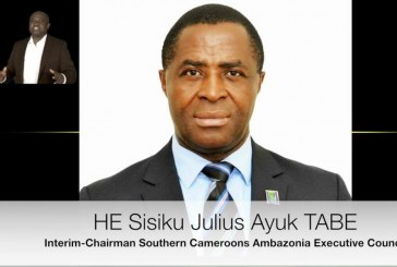 Open Letter to Sessekou Ayuk Julius Tabe, Chairman and leader of the Southern Cameroons Interim Government