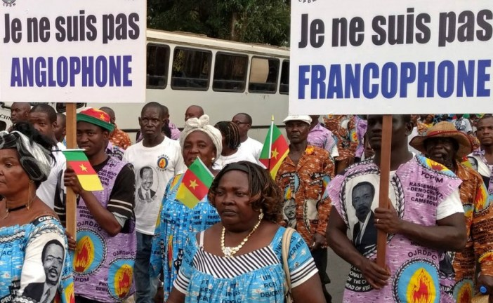 History explains why Cameroon is at war with itself over language and culture
