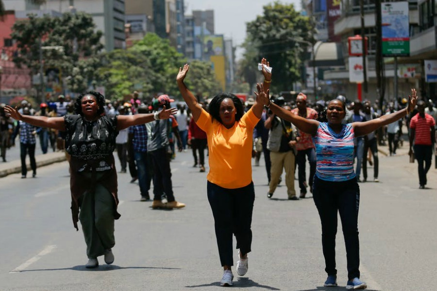 How Kenya's political leaders are adding to the prolonged election crisis