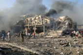 Somalia declares three days of mourning after blast