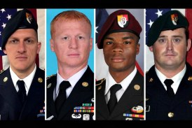USA: Pentagon investigates US soldier deaths in Niger