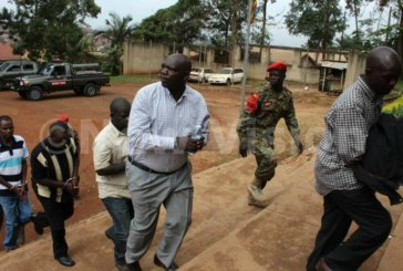 Ugandan top officers 'charged over misconduct'