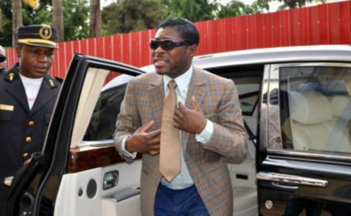 France sentences Equatorial Guinea's Vice President Teodorin Obiang for corruption.