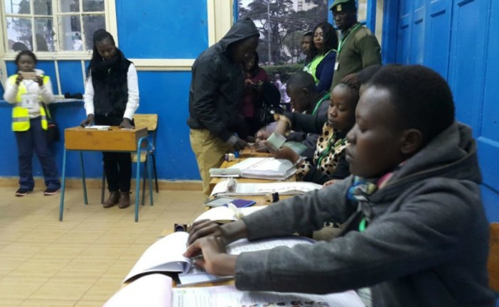 Kenya election goes to the poll for election re-run amid tightened security