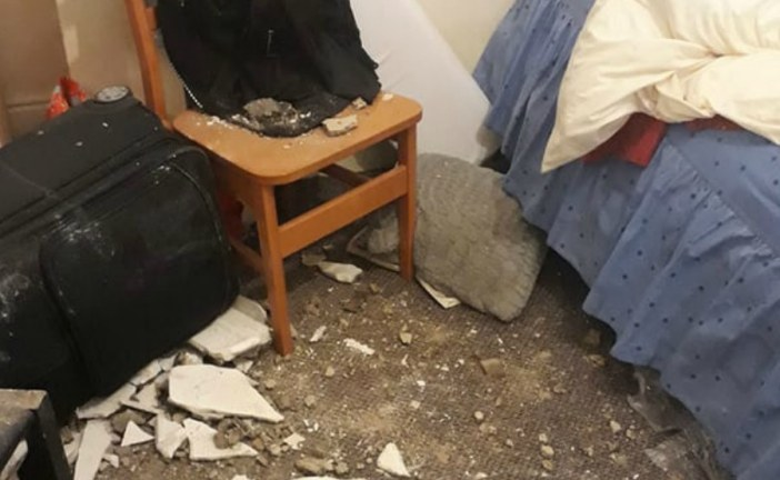 UK asylum seekers living in 'squalid, unsafe slum conditions'