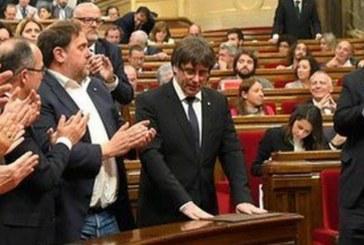 Le Parlement Catalan déclare l'indépendance de la région