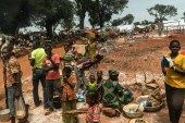 CAR: Number of people internally displaced increased by 50 percent since January 2017.
