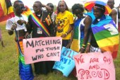African culture is no stranger to homosexual behaviours and acts