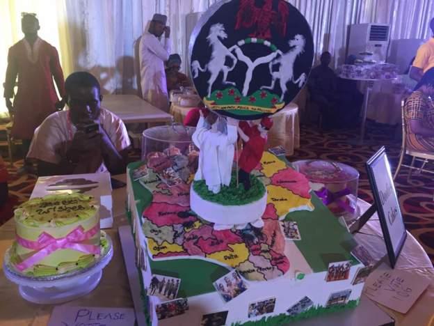 Cake festival in Nigeria