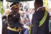Zimbabwe police back on patrol