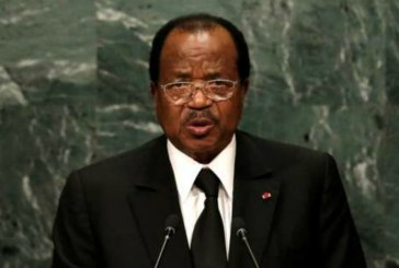 Cameroon's President Paul Biya marks 35 years in office today