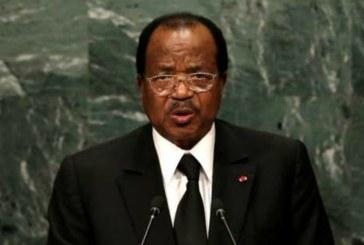 Cameroon's President Paul Biya marks 35 years in office today