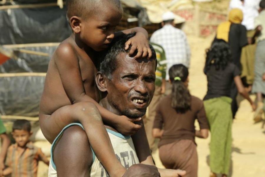 Bangladesh in talks with Myanmar on Rohingya repatriation deal
