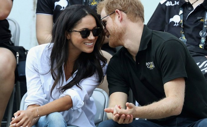 BREAKING NEWS: Prince Harry and Meghan Markle are engaged
