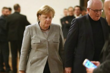 German coalition talks close to collapse