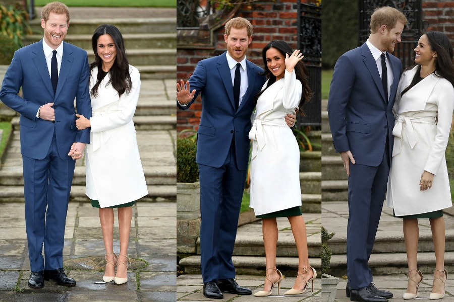 UK: 'I knew she was the one from the very first day'. Prince Harry to marry Megan Markle