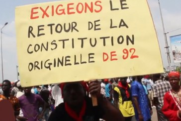 Togo demonstrations: Anti-Gnassingbe protests to continue