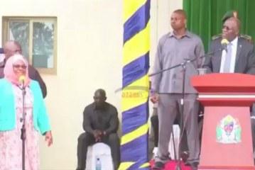 Magufuli 'sacks officials after public scolding'