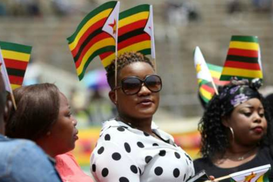 UK sets conditions to help Zimbabwe