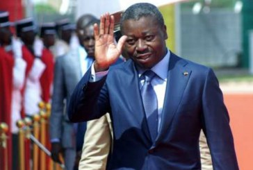 'Mass protest' against Togo's Eyadema dynasty